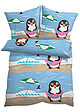 "Lenjerie de pat cu motiv ""Pinguin"" bpc living bonprix collection 1"