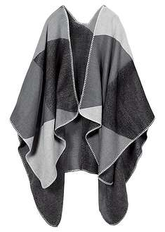 poncho-v-kletku-bpc bonprix collection