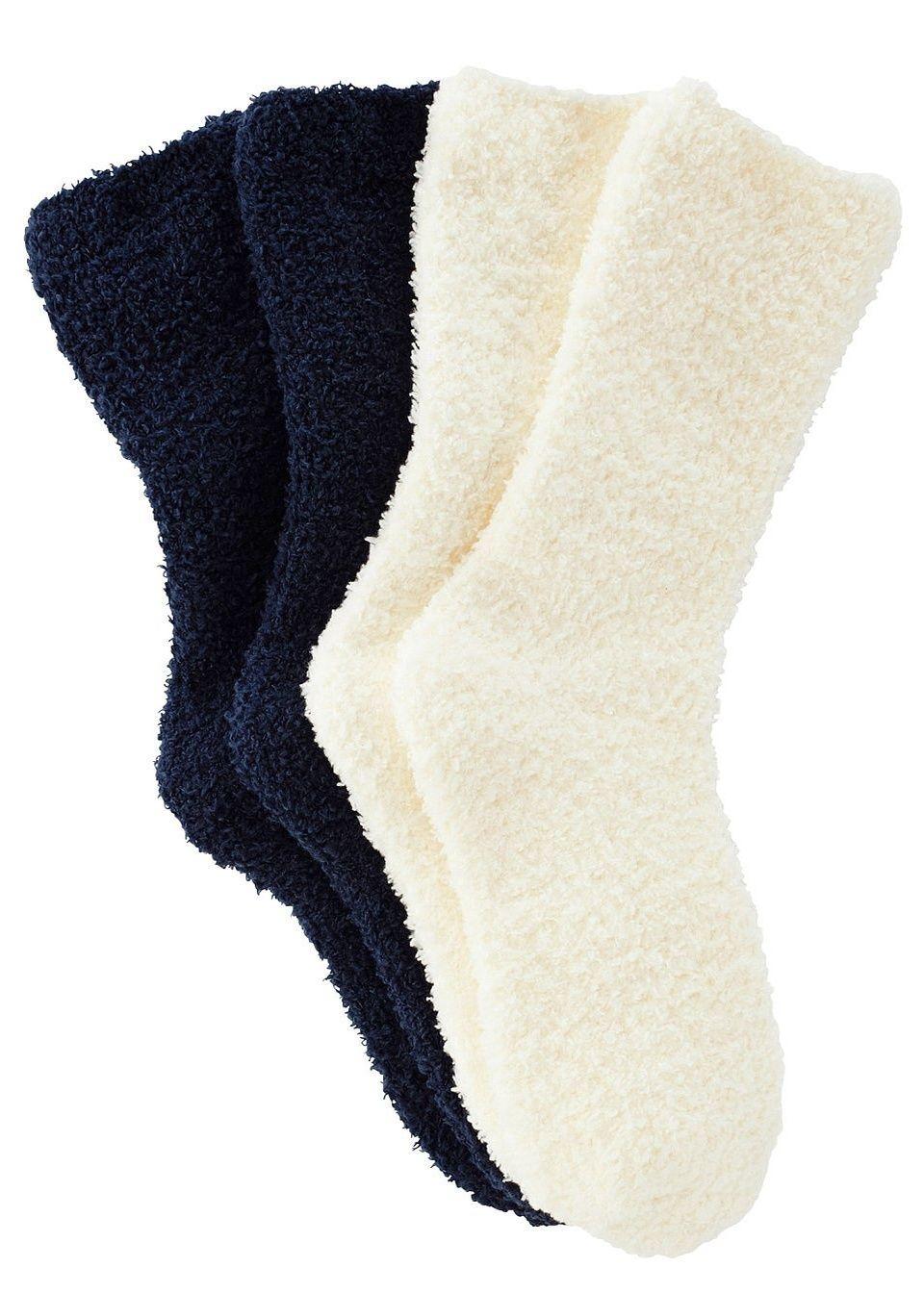 Уютные носки (2 пары)