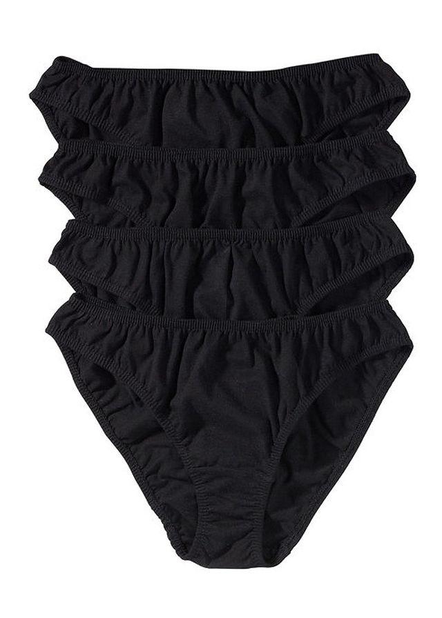 fa3c97aeb Dámske nohavičky 4ks v balení • čierna • bonprix obchod