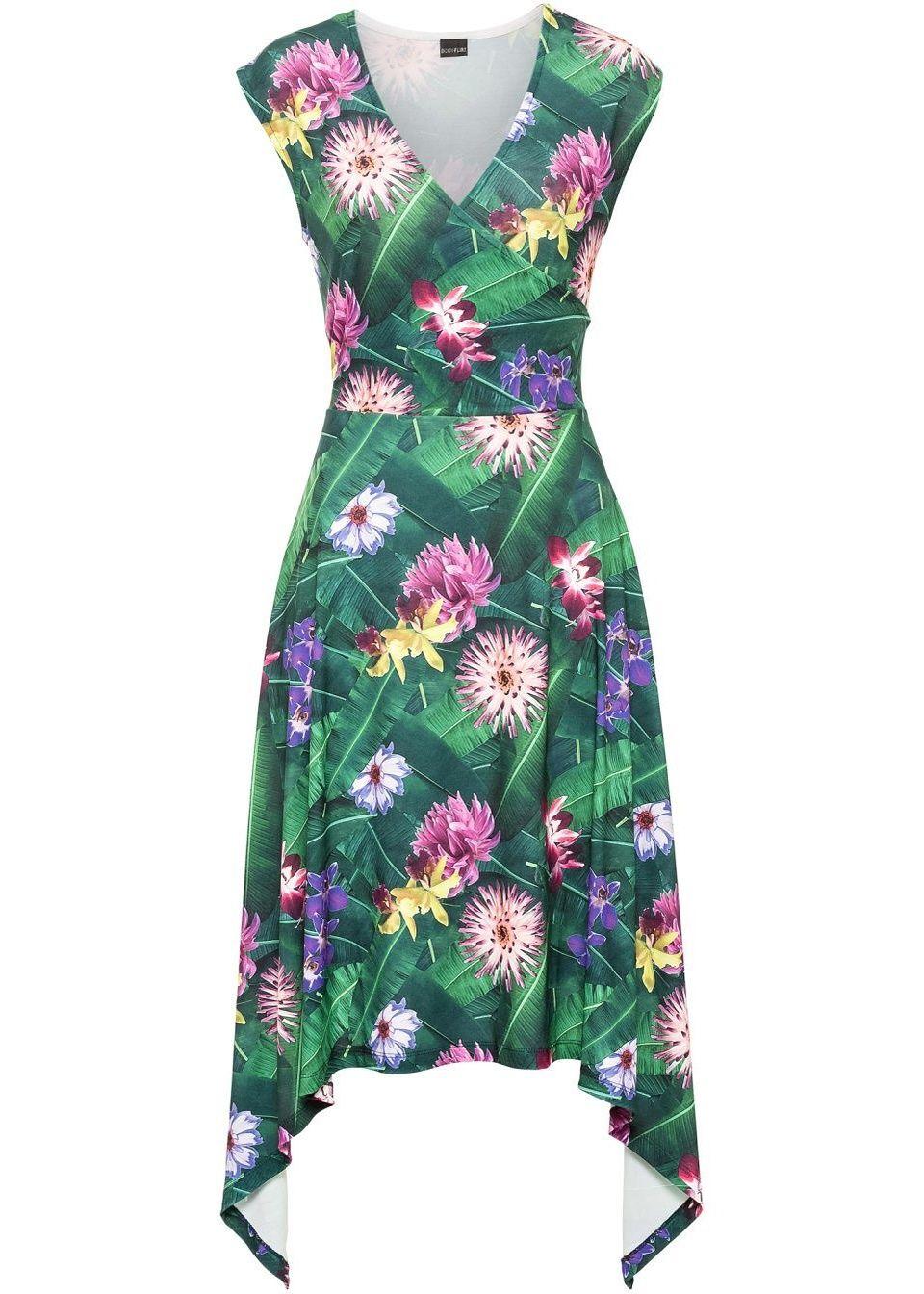 Обязательный элемент гардероба: асимметричное платье от bonprix